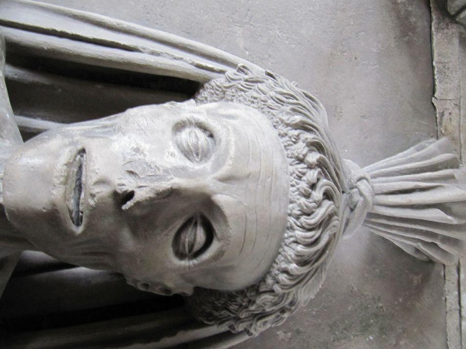 Transi: Das Kadaver-Selfie des Spätmittelalters