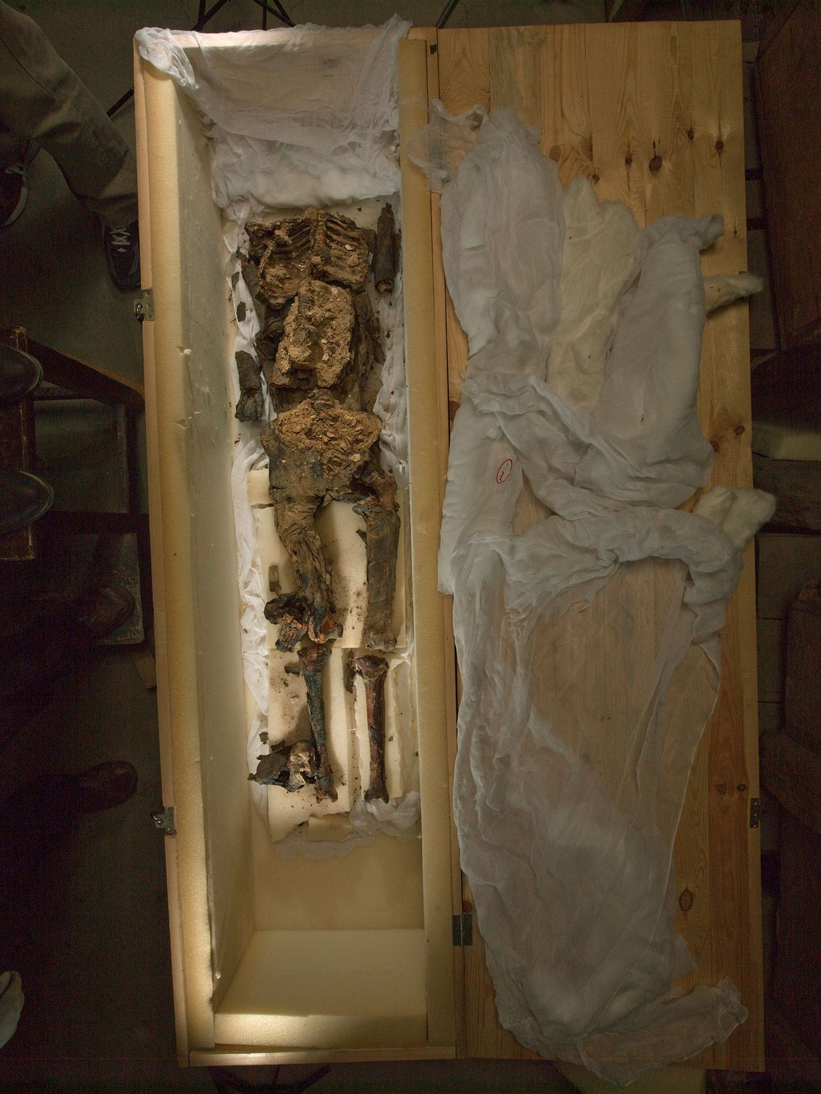 Anchesenamun, eine Frau Tutanchamuns