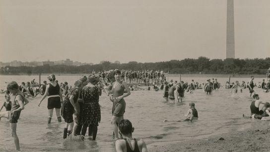 Getrenntes Schwimmen