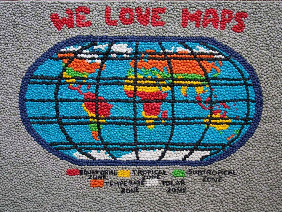 Galerie: Weltweiter Wettbewerb: Die preisgekrönten Karten von Kindern aus 34 Ländern