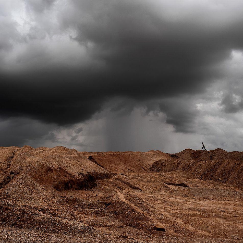 Galerie: Australiens legendäre Untergrund-Stadt der Opaljäger