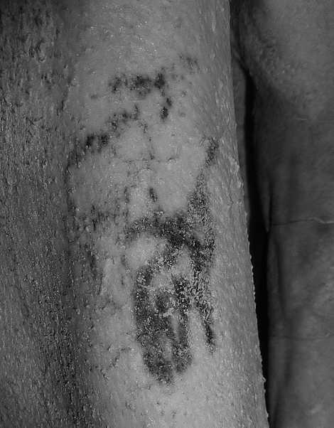 Galerie: Älteste ägyptische Tattoos an Mumien gefunden