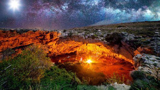 Galerie: 15 atemberaubende Blicke auf den Nachthimmel unserer Erde