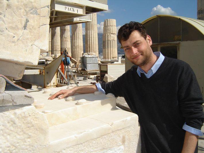 Archäologe Christos Tsirogiannis