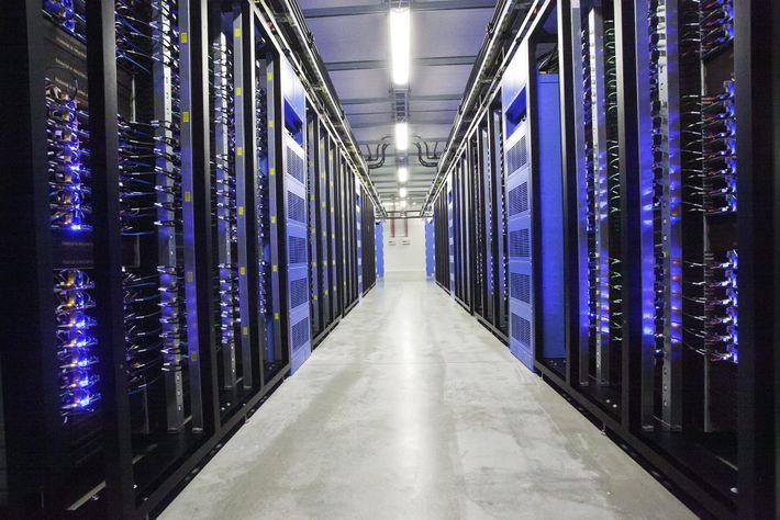 Facebook-Server