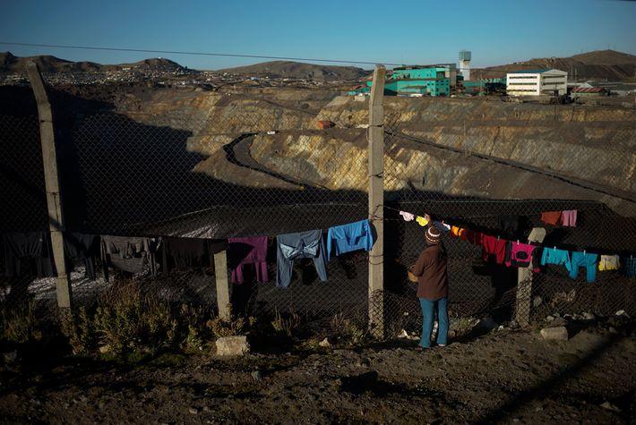 Yanacancha in Cerro de Pasco