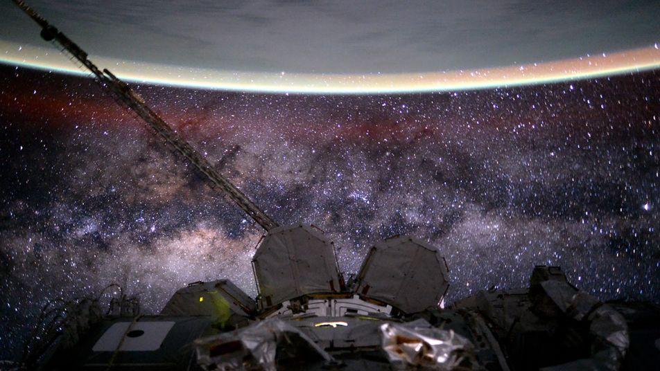 15 beeindruckende Fotos von Astronaut Scott Kelly
