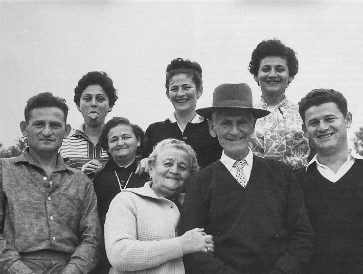 Familientreffen der Friedmans