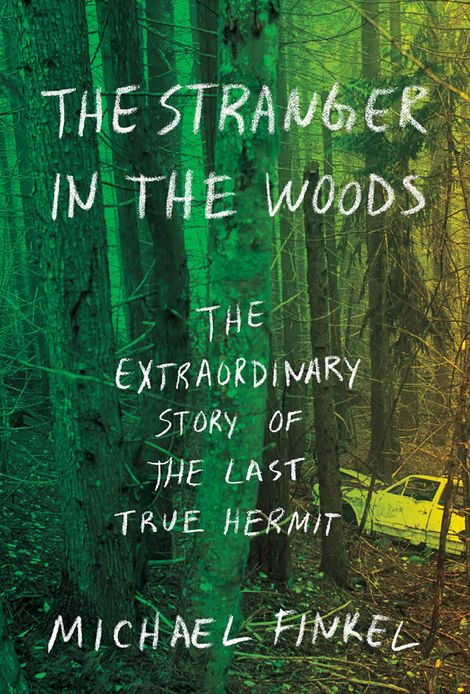 "Buchcover ""The Stranger in the Woods"""