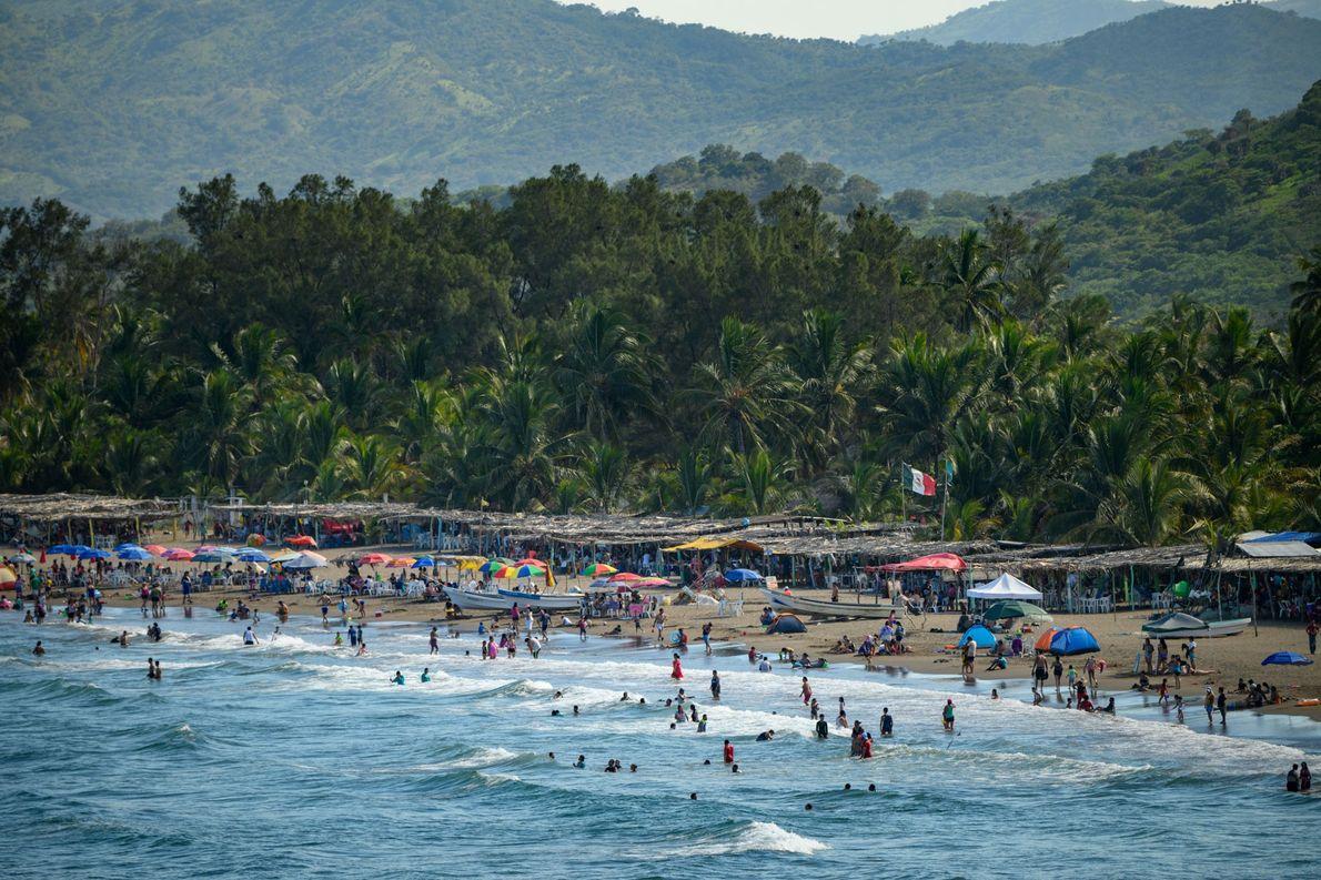 Villa Rica de la Vera Cruz wurde vor 500 Jahren als erste spanische Stadt im heutigen ...