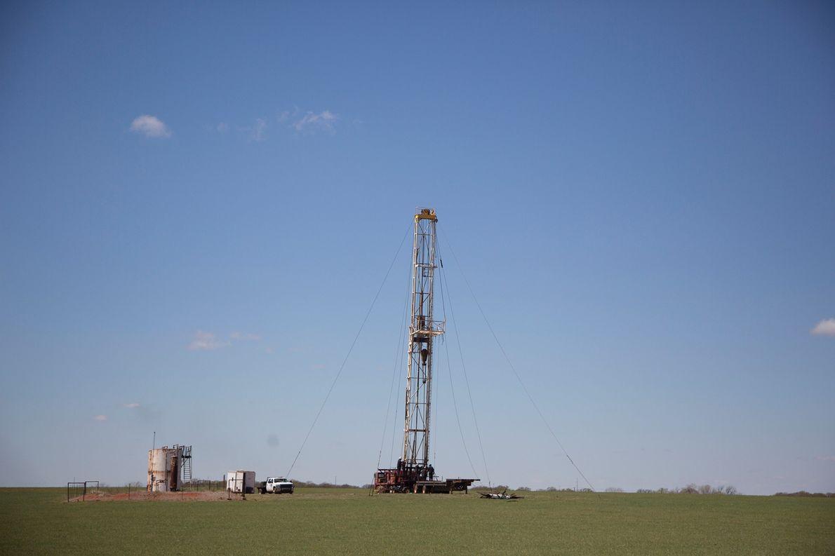 Fracking-Becken