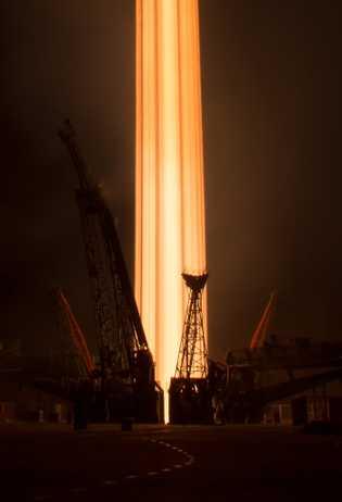 Sojus-Rakete