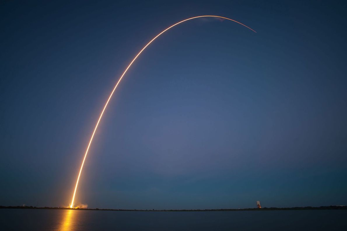 Getting a payload into geosynchronous orbit isn't easy. To achieve GEO, a rocket must travel so ...