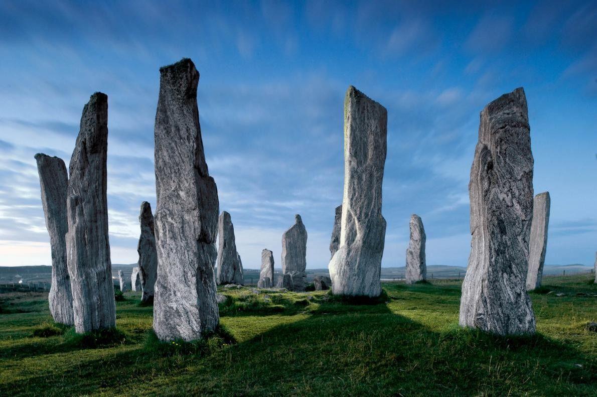 Monolithen von Callanish