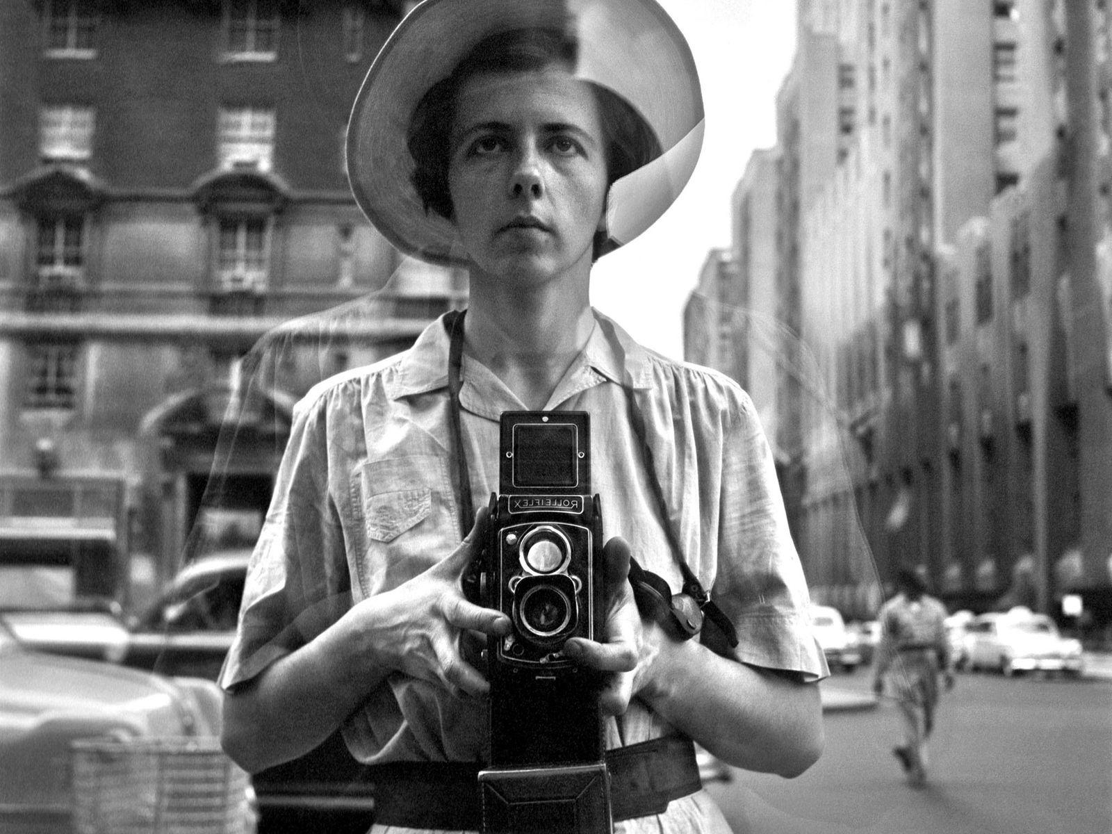 Vivian Maier gilt als eine der Größen der amerikanischen Straßenfotografie.