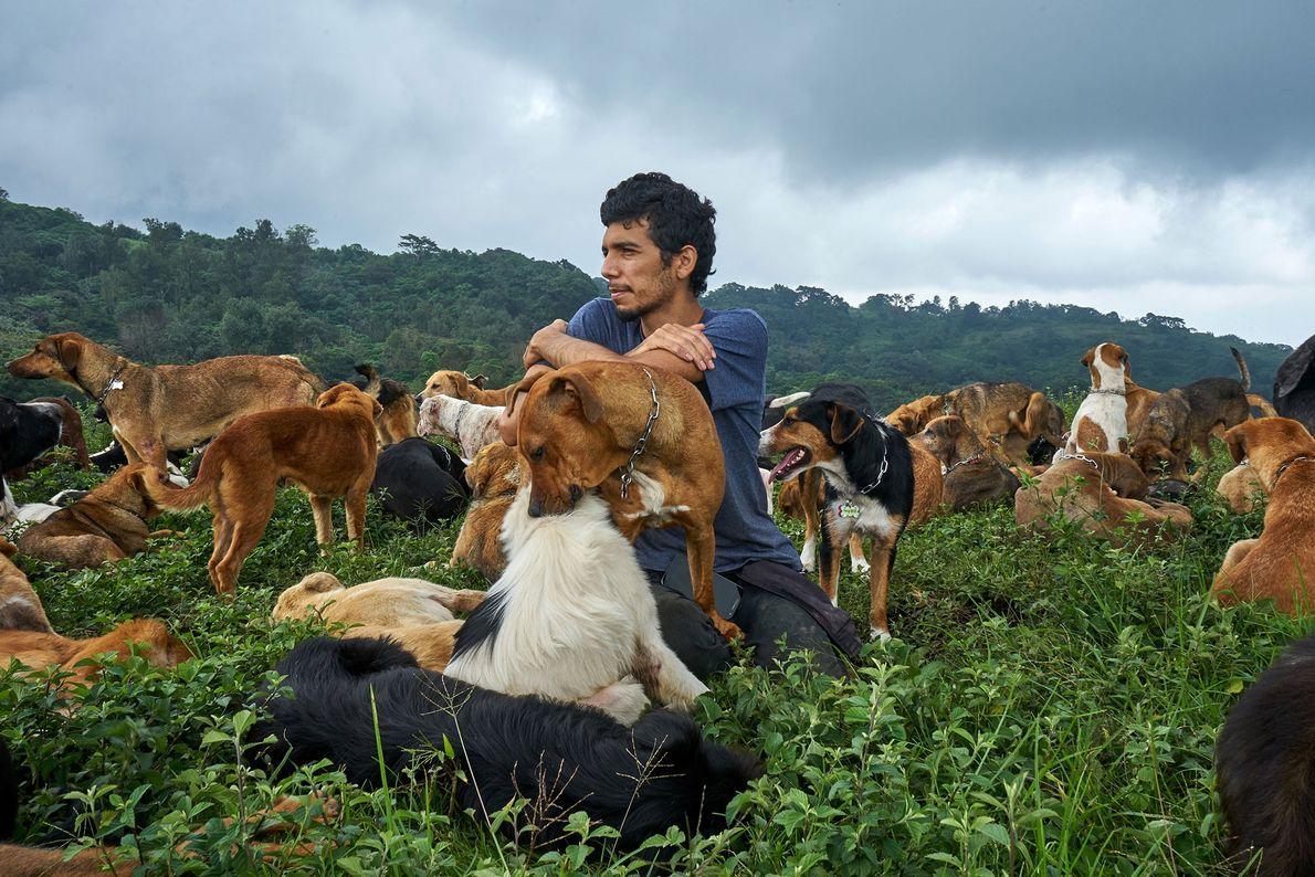 José und Hund