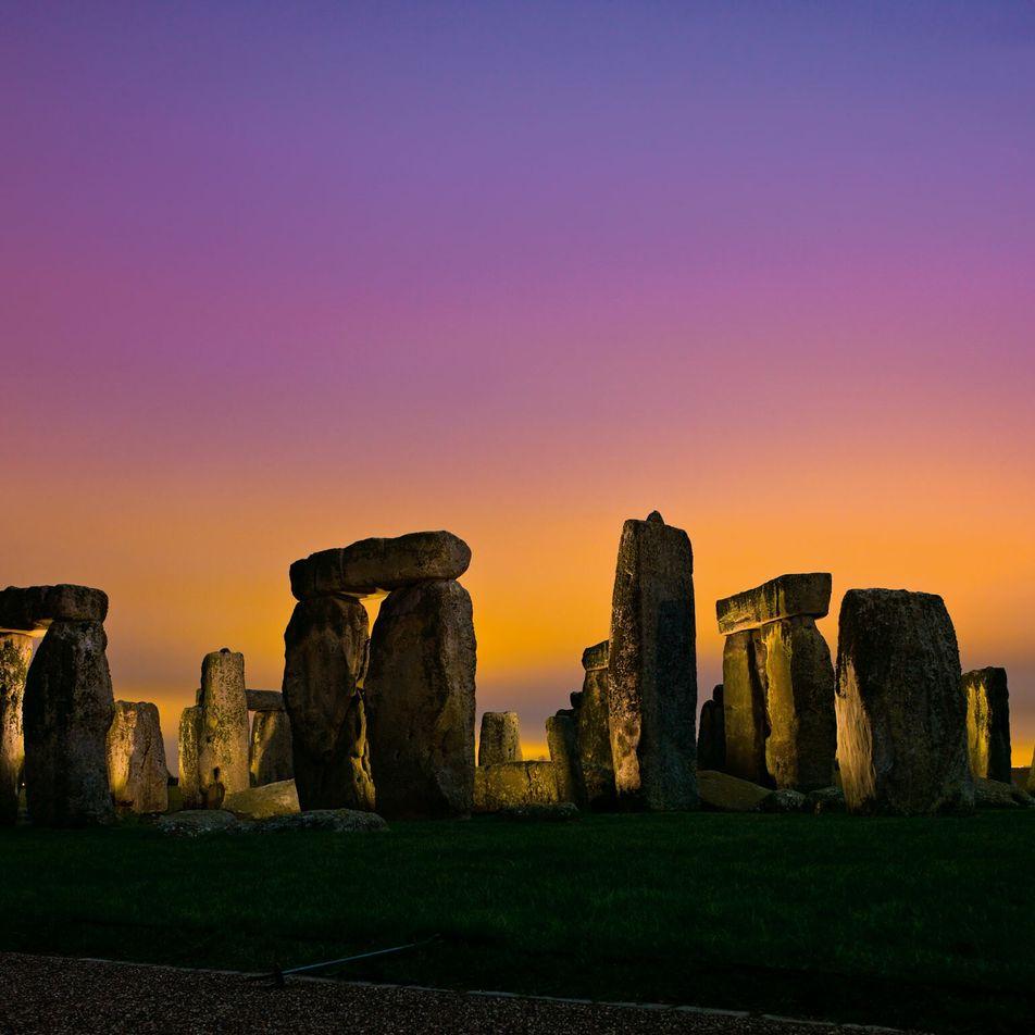 Stonehenge-Erbauer zogen mitsamt ihren Megalithen um