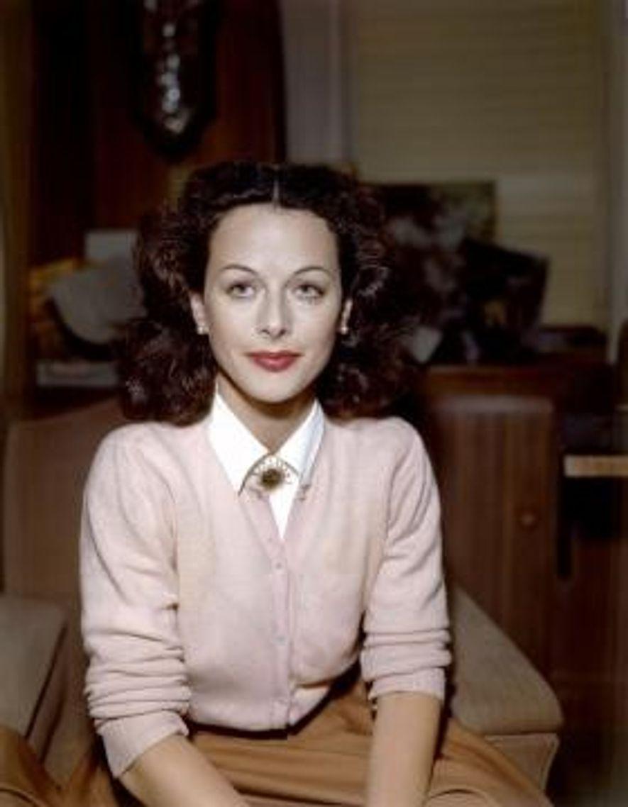 Hedy Lamarr war an der Entwicklung jener Technologie beteiligt, auf der auch unser aktuelles WLAN basiert.