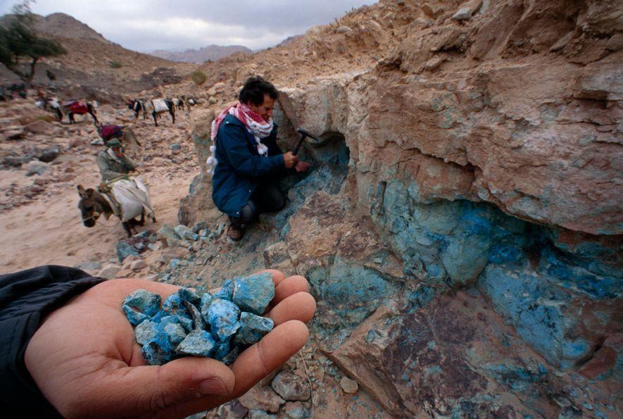Die Minen von König Salomon: Frische Spuren in einem alten Mysterium
