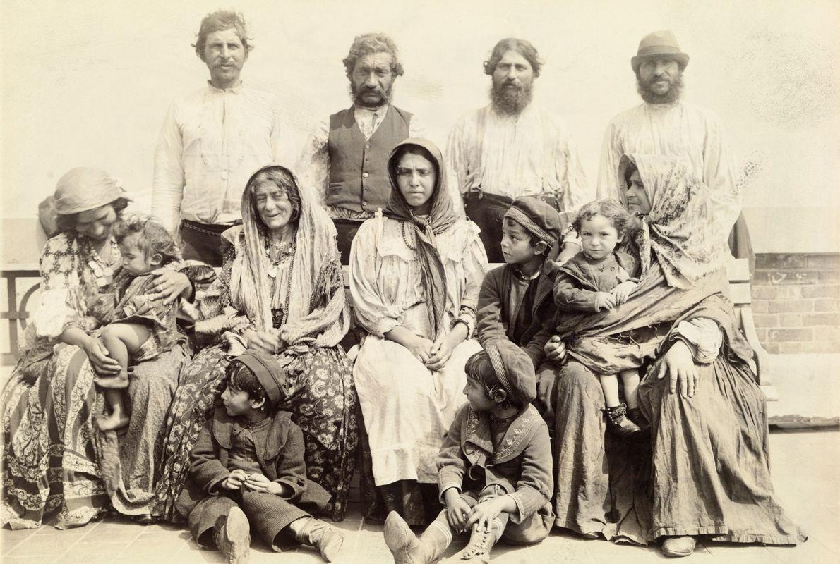serbischer Roma