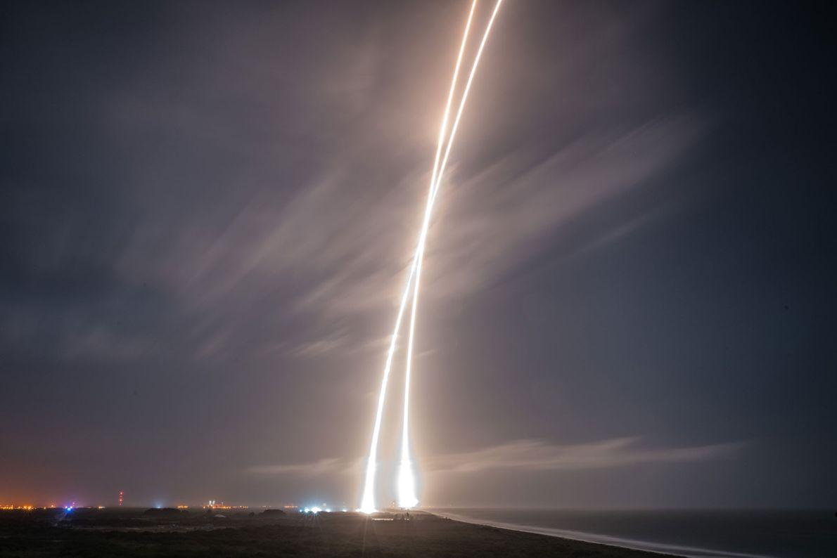 Seit der Gründung von SpaceX 2002 bestand Elon Musks Mantra in der Wiederverwendbarkeit. Am 21. Dezember ...