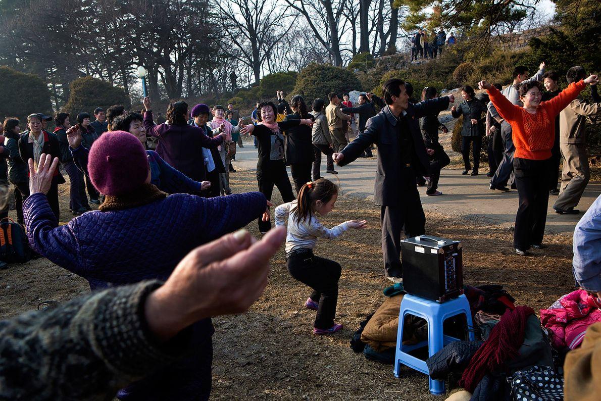 Tanz im Park