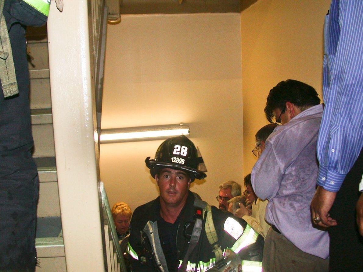 9/11-Feuerwehrmann