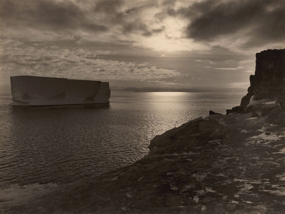 100 Jahre alte Fotos zeigen Antarktis vor dem Klimawandel