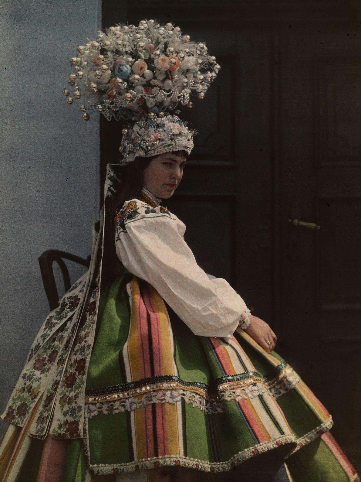 Polnische Braut