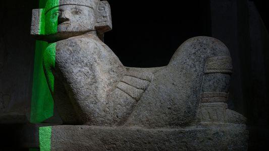 Archäologen suchen in alter Pyramide nach Spuren der Maya-Unterwelt