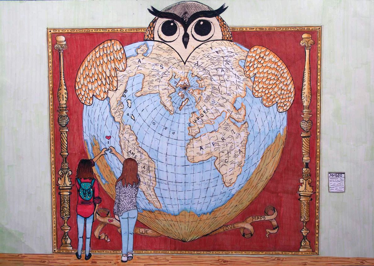The World is in our heart