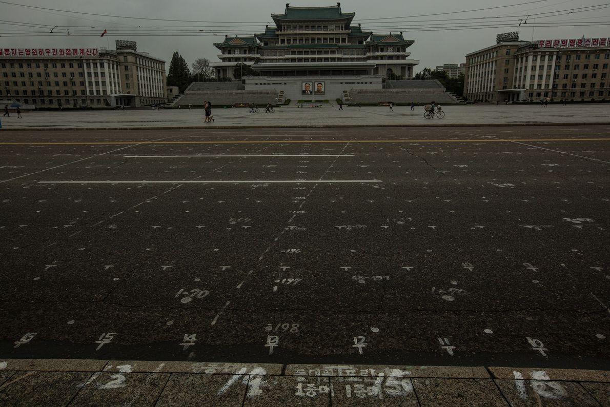 Kim-Il-sung-Platz