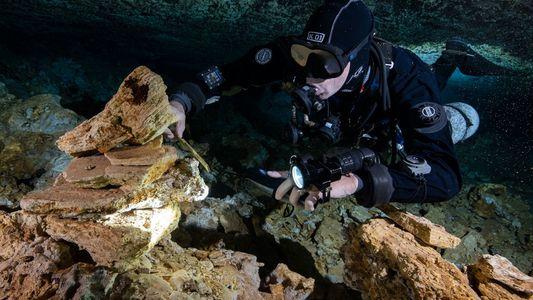 Galerie: Bergbau vor 11.000 Jahren: Abstieg ins Dunkel für heiligen Ocker