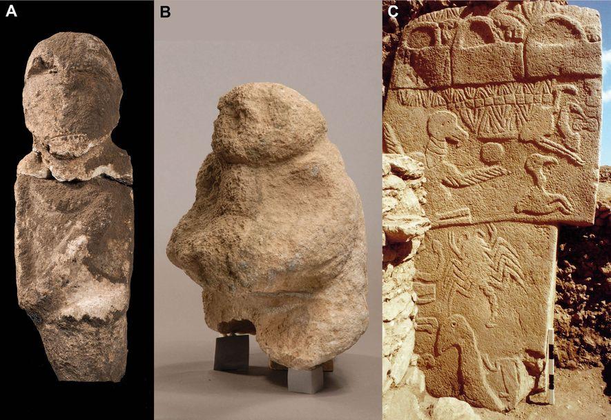 Funde aus Göbekli Tepe