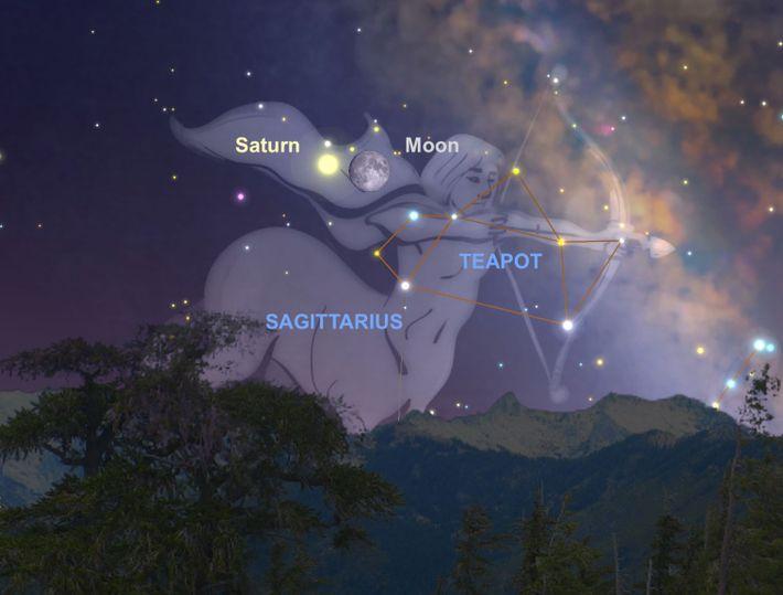 Europa und Afrika werden in der Nacht des 16. Juli eine partielle Mondfinsternis beobachten können.