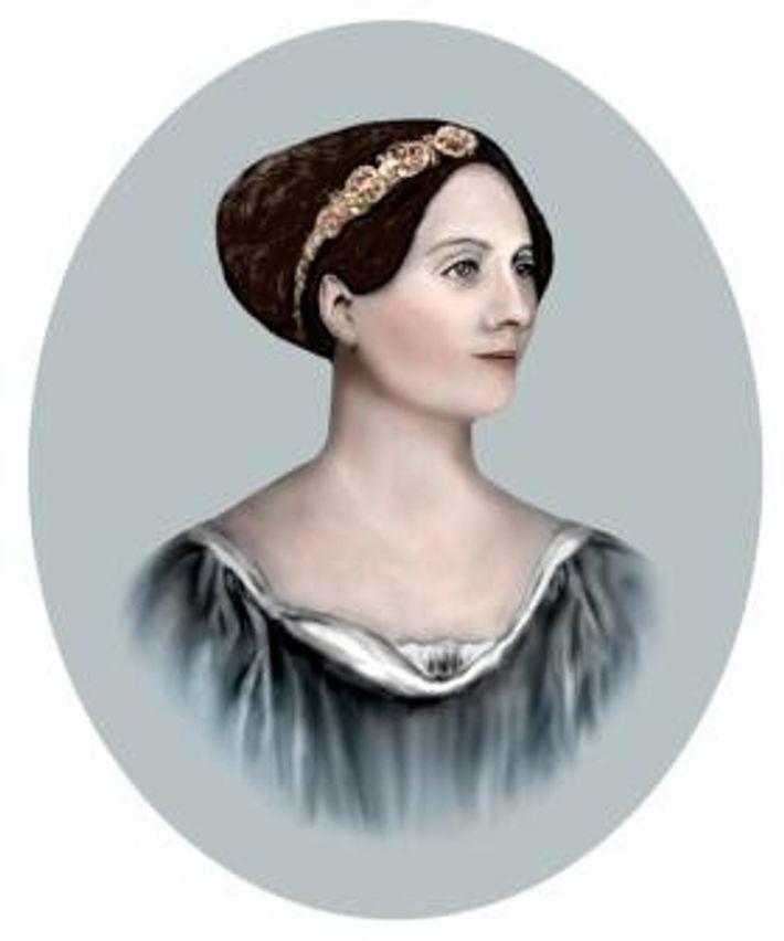 Portät von Ada Lovelace