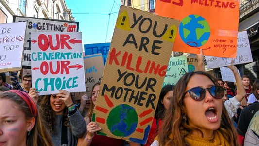 """Fridays for Future: """"Wir kämpfen für unser Leben"""""""
