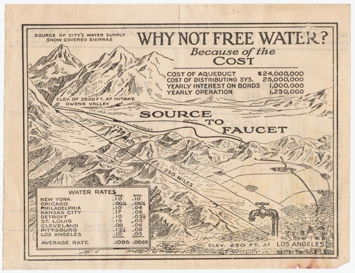 Karte auf Rückseite einer Stromrechnung