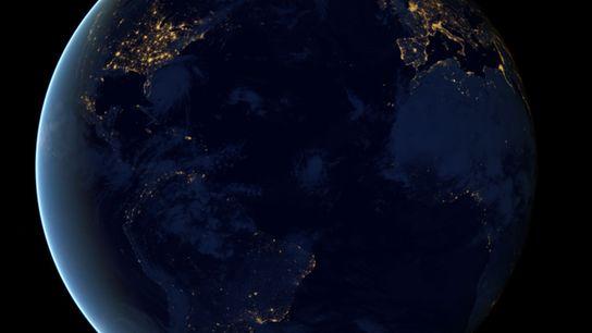Die dunkle Seite der Erde