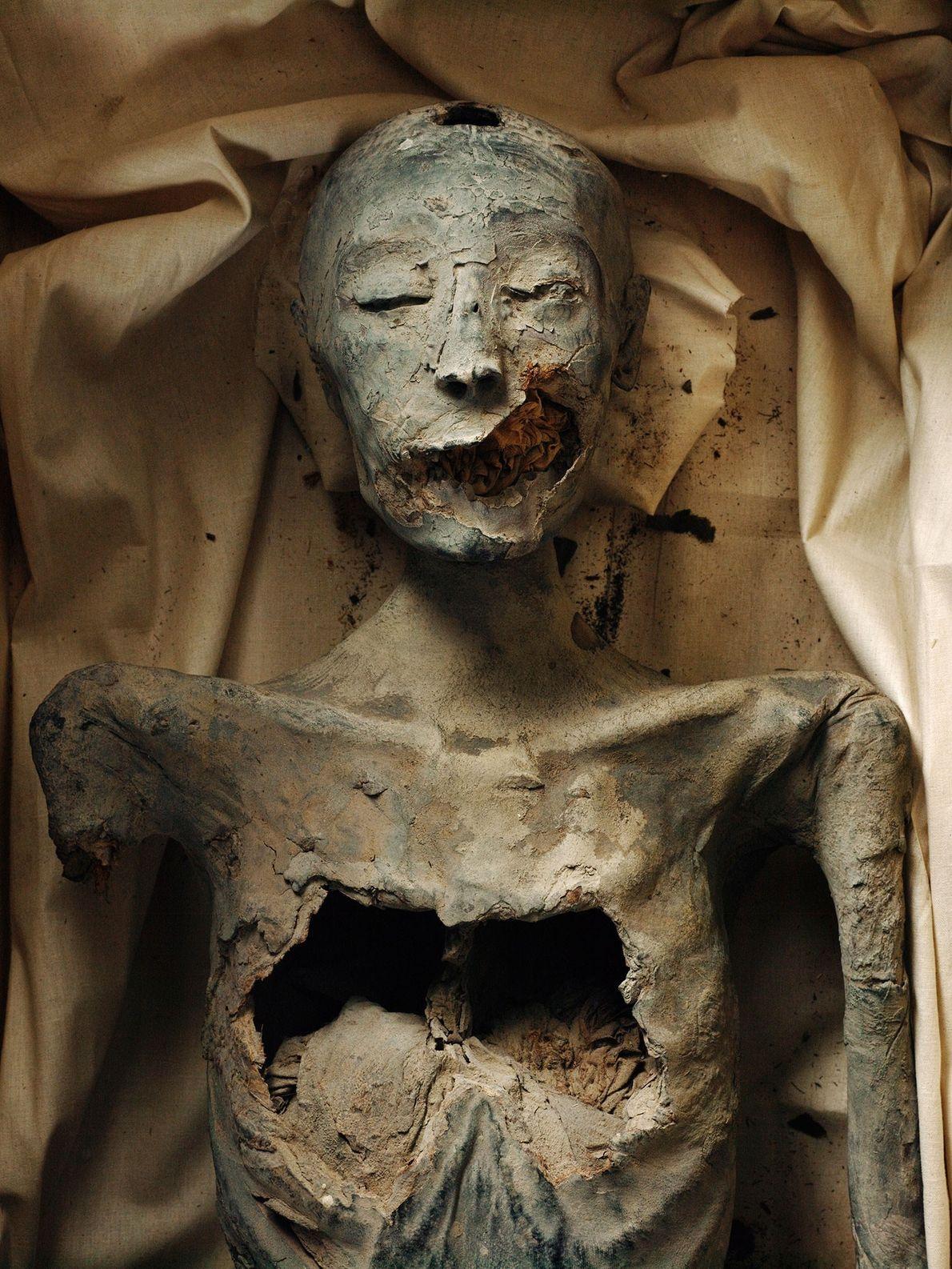 Tutanchamuns Mutter