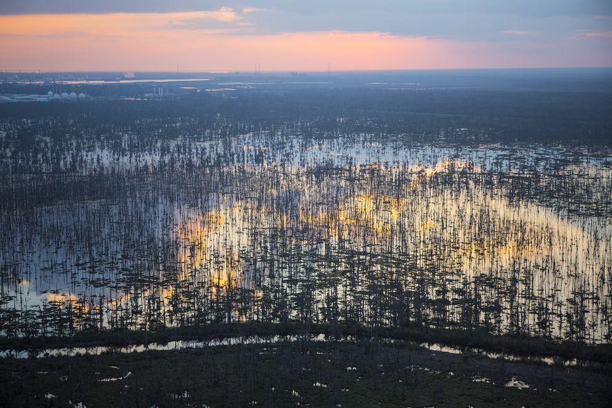 Anstieg des Meeresspiegels wird schon bald Hunderte Städte überschwemmen