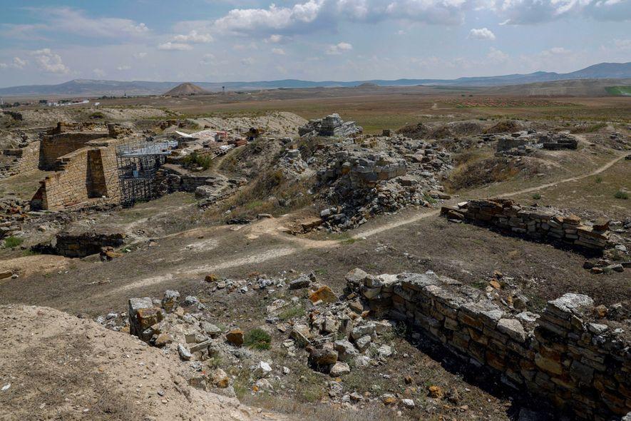 PHRYGIEN | Die Phrygier herrschten von etwa 1200 bis 700 v. Chr. über einen großen Teil ...