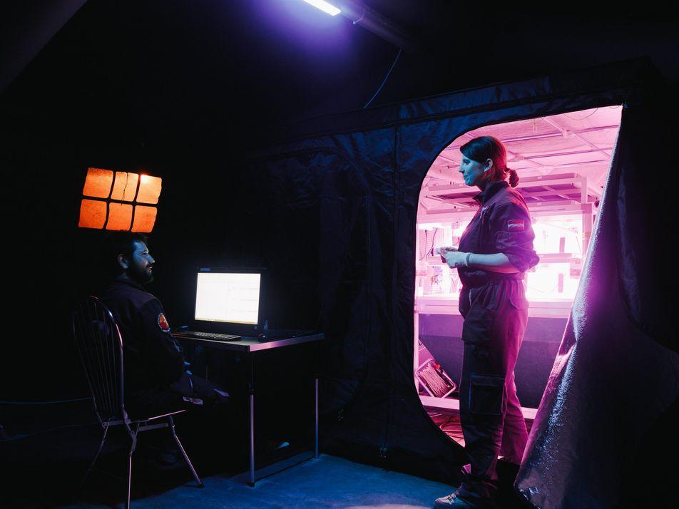 Galerie: Österreichs irdische Marsmissionen