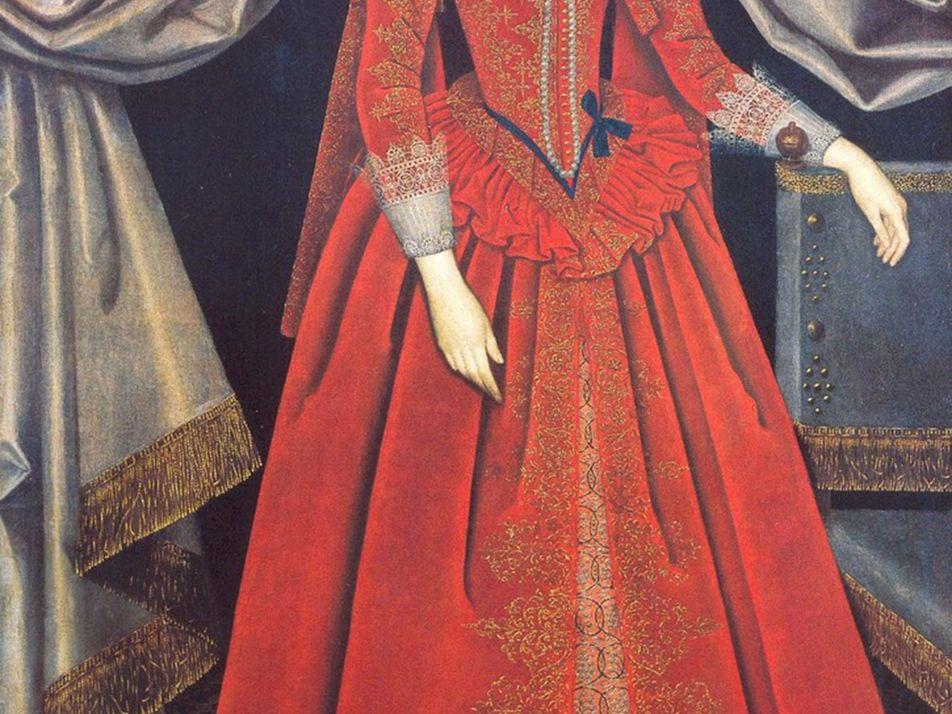 Galerie: Kleidung aus Schiffswrack des 17. Jahrhunderts zeigt Lebensstil der Adeligen