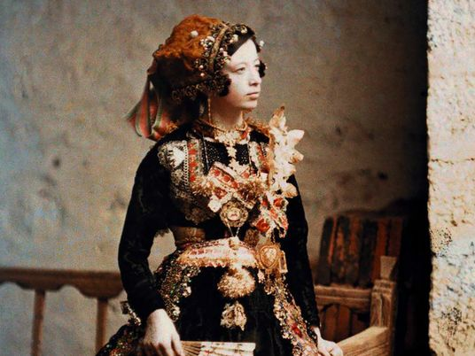 Ein Fenster zur Vergangenheit: Mode-Zeitreise mit Autochrom-Aufnahmen
