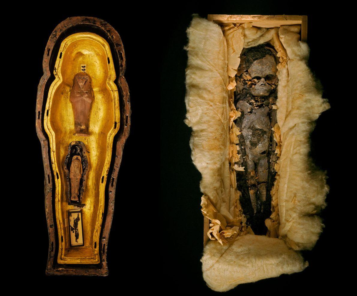 Tutanchamuns Töchter?