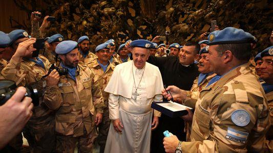 Galerie: 68.000 Fotos als Ergebnis einer einzigartigen Arbeit mit Papst Franziskus