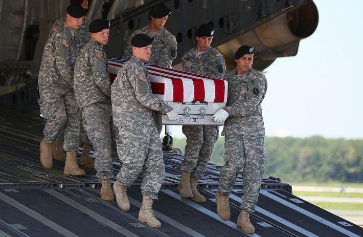 Team der US-Armee