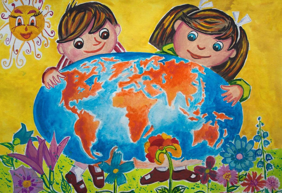 The World is in our hands