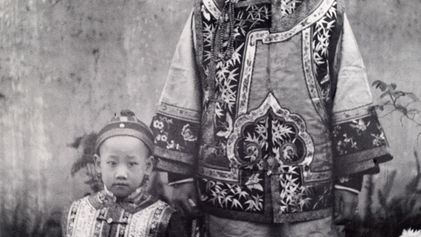 Galerie: Vintage-Fotografien zeigen die Liebe zwischen Müttern und ihren Kindern